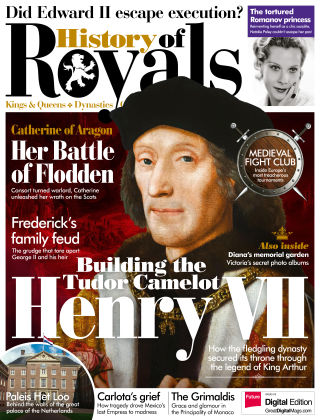 History of Royals Issue 15