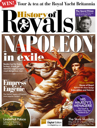 History of Royals Issue 16