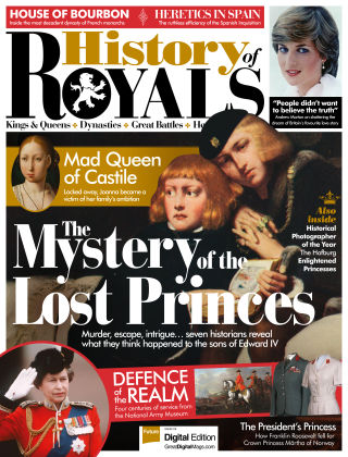 History of Royals Issue 18