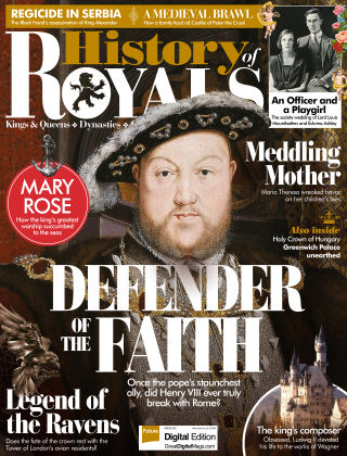 History of Royals Issue 20