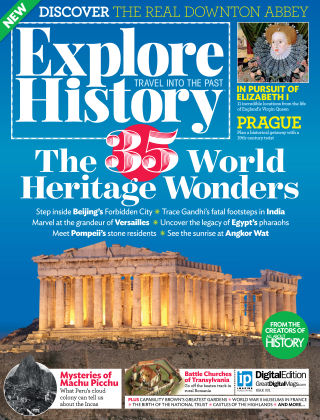 Explore History Issue 001