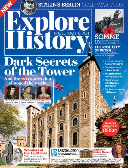 Explore History June 23, 2016 00:00