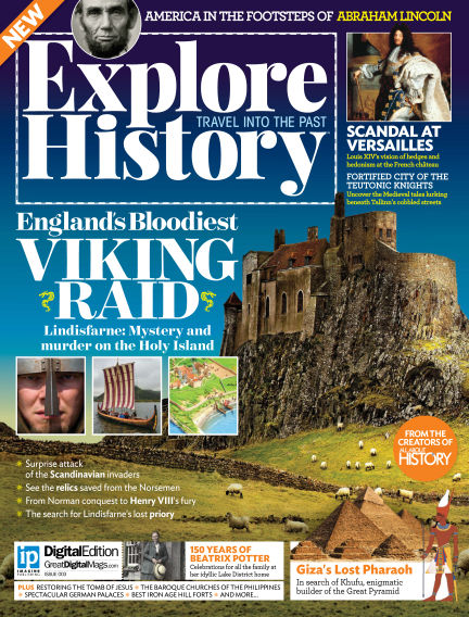 Explore History July 21, 2016 00:00