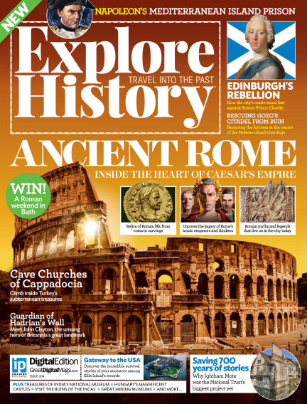 Explore History August 18, 2016 00:00