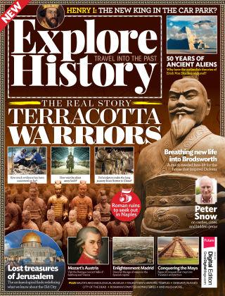 Explore History Issue 008