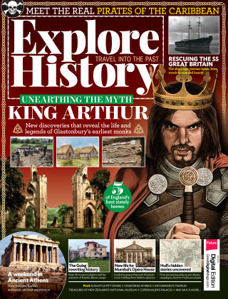 Explore History Issue 010