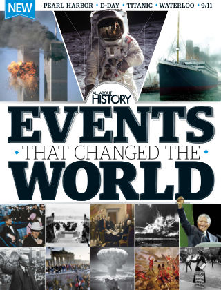 All About History Book of Events That Changed The World 2nd Edition