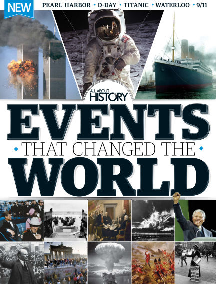 All About History Book of Events That Changed The World July 30, 2016 00:00