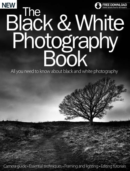 The black white photography book