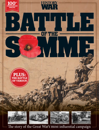 History of War Battle of the Somme 1st Edition