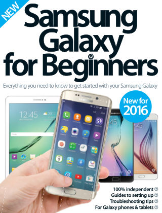 Samsung Galaxy For Beginners 6th Edition
