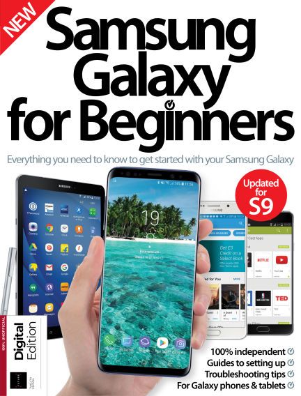 Samsung Galaxy For Beginners