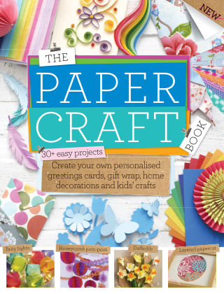 The Paper Craft Book 1st Edition