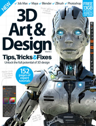 3D Art & Design Tips, Tricks & Fixes Vol 2 Revised Ed