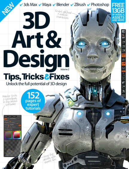 3D Art & Design Tips, Tricks & Fixes August 06, 2016 00:00