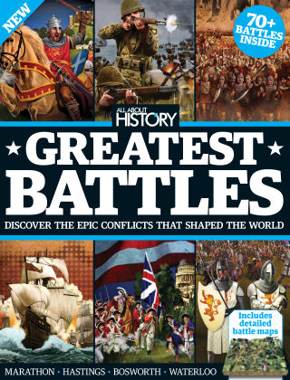 All About History Book of Greatest Battles 2nd Edition