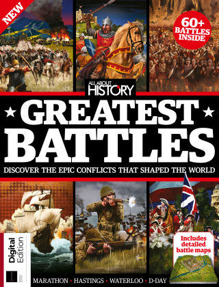 All About History Book of Greatest Battles Seventh Edition