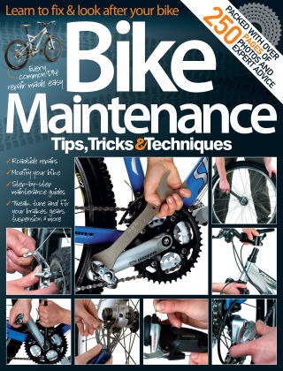 Bike Maintenance Tips, Tricks & Techniques 3rd Edition