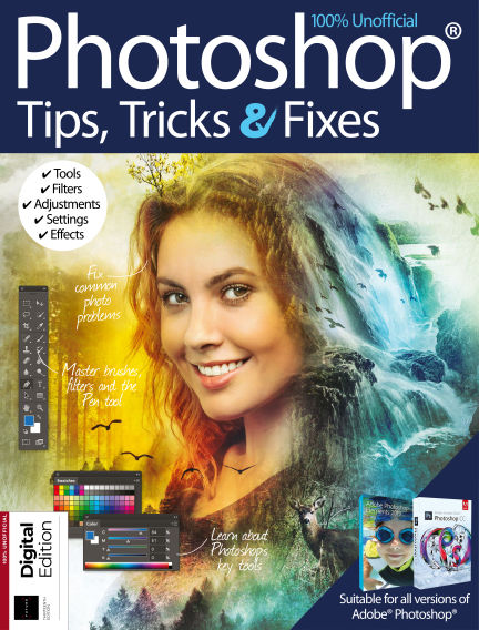 Photoshop Tips, Tricks & Fixes