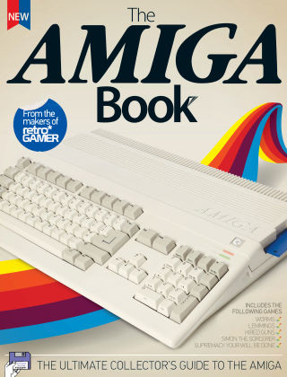 The Amiga Book 3rd Edition