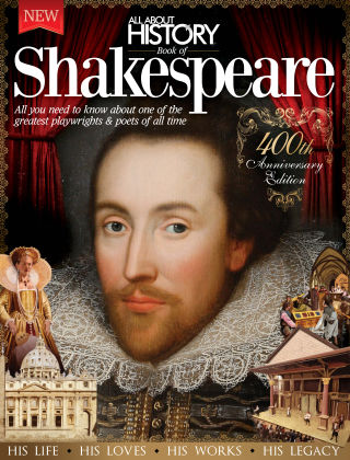 All About History Book of Shakespeare 2nd Edition