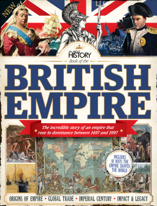 All About History Book of the British Empire 1st Edition