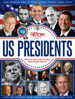 All About History Book of US Presidents 1st Edition