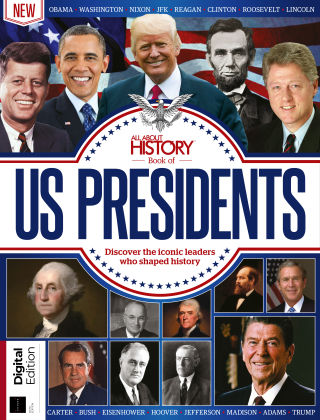 All About History - Book of US Presidents 5th Edition