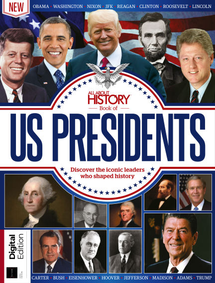 All About History - Book of US Presidents