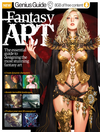 Fantasy Art Genius Guide Vol 3 Revised Ed