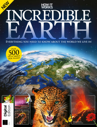 How It Works Book Of Incredible Earth 9th Edition