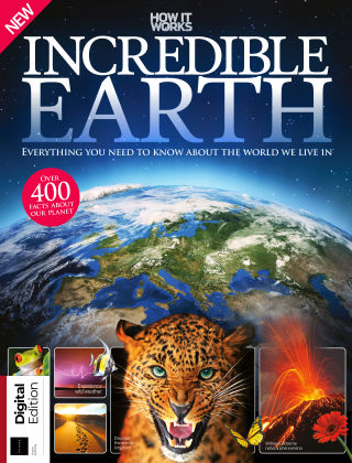 How It Works Book Of Incredible Earth 10th Edition