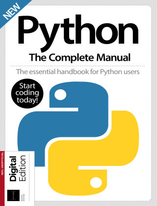 Python The Complete Manual 8th Edition