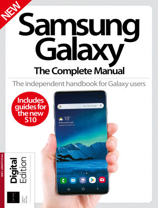 Samsung Galaxy The Complete Manual 25th Edition