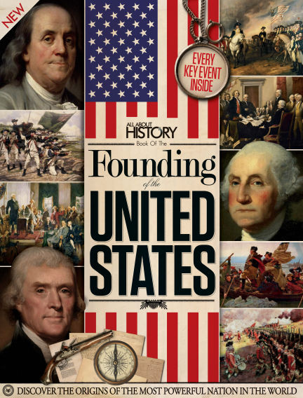 All About History Book of the Founding of the United States