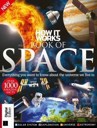 How It Works Book Of Space 10th Edition