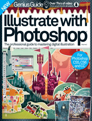 Illustrate With Photoshop Genius Guide Vol 2 Revised Ed