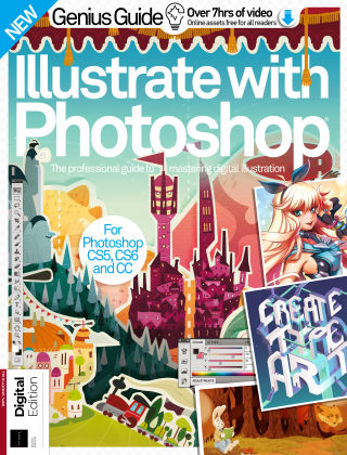 Illustrate With Photoshop Genius Guide 8th Edition