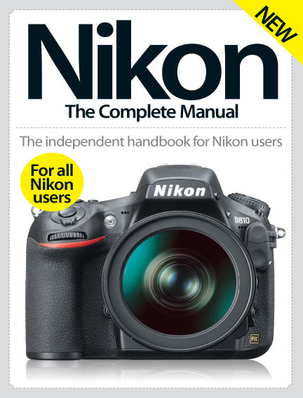 Nikon The Complete Manual August 20, 2016 00:00