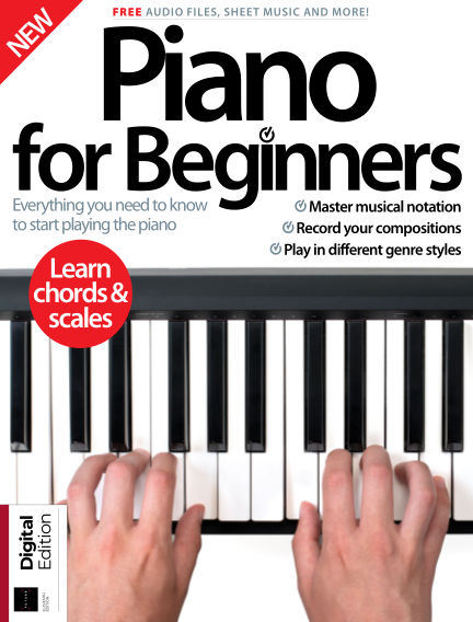 Piano For Beginners April 19, 2019 00:00