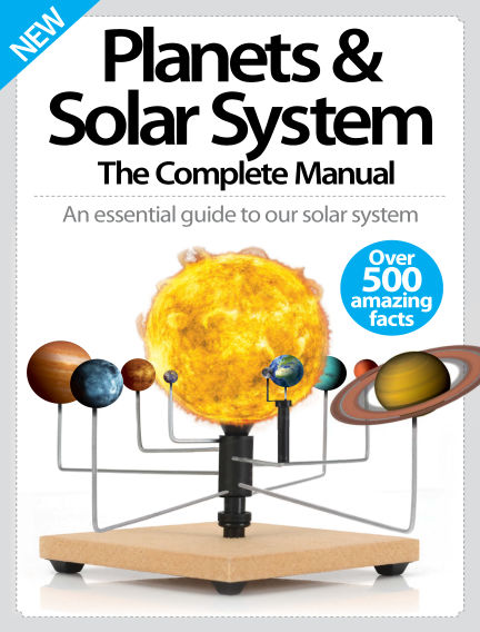 Planets & The Solar System The Complete Manual