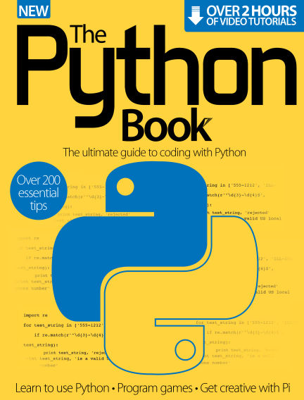 The Python Book August 20, 2016 00:00