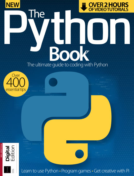 The Python Book March 19, 2019 00:00