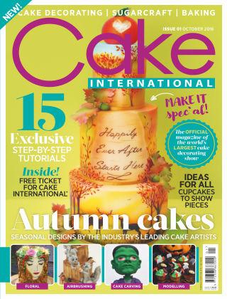 Cake International September 2016