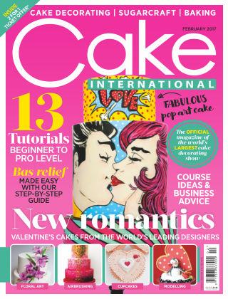 Cake International January 2017