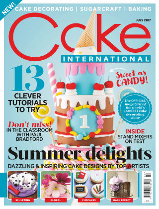 Cake International June 2017