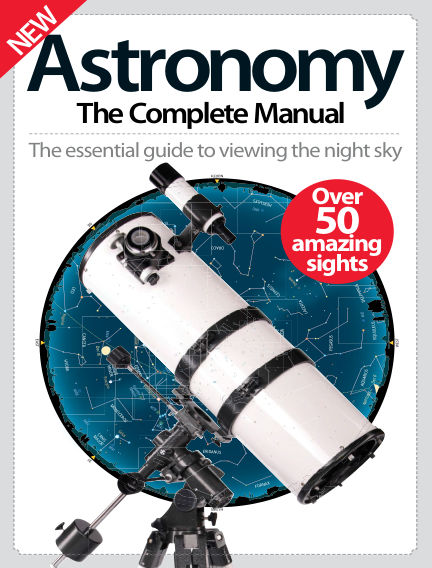 Astronomy The Complete Manual