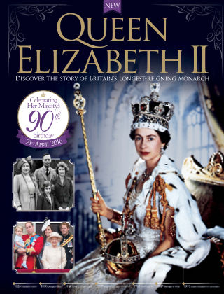 Queen Elizabeth II 1st Edition