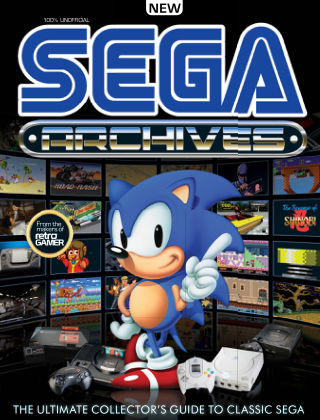 Sega Archives 1st Edition