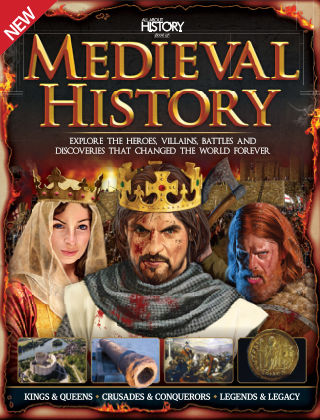 All About History Book Of Medieval History 1st Edition
